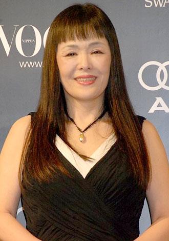 『2008年の女性の顔』に選ばれた一条ゆかり