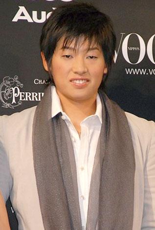 『2008年の女性の顔』に選ばれた上野由岐子選手