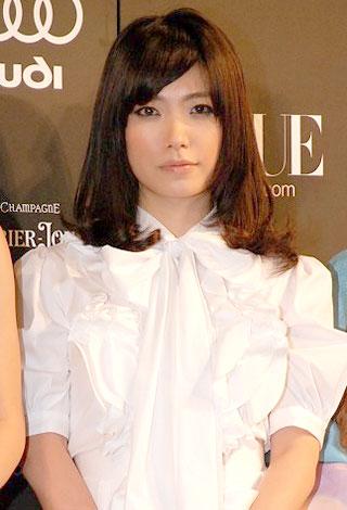 『2008年の女性の顔』に選ばれた川上未映子