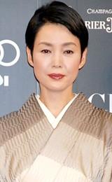 『2008年の女性の顔』に選ばれた樋口可南子