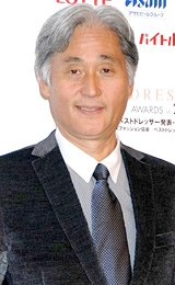 「2008年ベストドレッサー賞」を受賞した吉越浩一郎氏