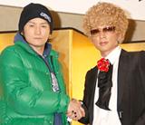 """2代目DJ OZMAを""""襲名""""する槙精吾と引退を表明した""""初代""""DJ OZMA"""