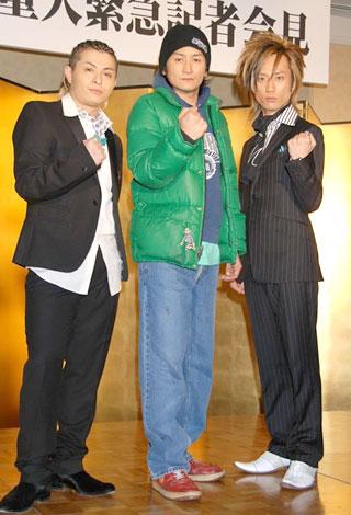 メンバーも新しくなった2代目DJ OZMAグループ
