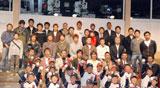 劇場版『MAJOR 友情の一球』のベースボールファミリー試写会会場には32名の選手、OBが出席