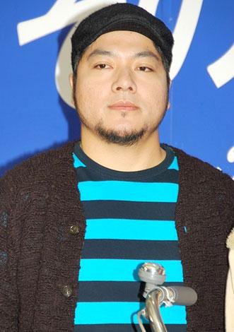 舞台「その夜明け、嘘。」の制作発表に出席した演出家・福原充則