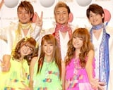 初出場となる『第59回NHK紅白歌合戦』に対して意気込みを語る羞恥心 with Pabo