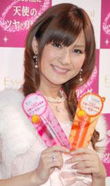『エッセンシャル』の新CMキャラクターに起用された椿姫彩菜