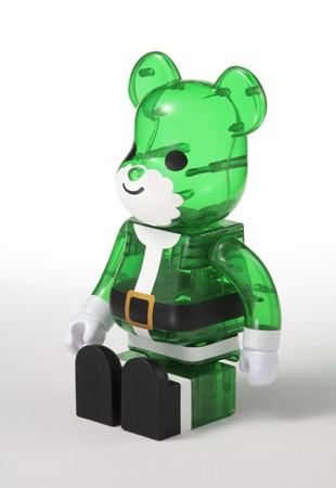 サムネイル BE@RBRICK TM & (C)2001-2008 MEDICOM TOY CORPORATION. All rights reserved.