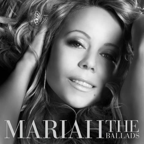 4位の「恋人たちのクリスマス」を収録した、マライア・キャリーの『マライア・ザ・バラード』〔08年11月26日発売〕