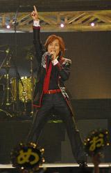 結成20周年記念ライブを行ったシャ乱Qのボーカル・つんく♂
