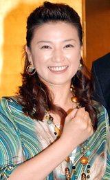 CBC・TBS系ドラマ「オーバー30」の記者会見に出席した島崎和歌子