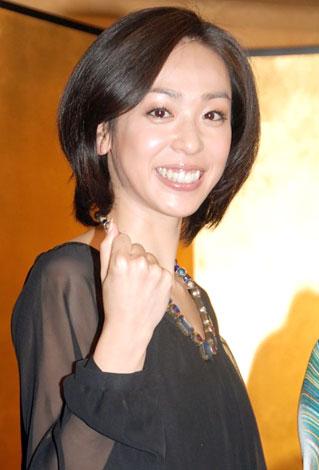 CBC・TBS系ドラマ「オーバー30」の記者会見に出席した遊井亮子