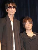コブクロ ※右が小渕健太郎(07年12月撮影)