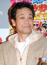 DVD『ものまね王座決定戦 DVD BOX』発売記念記者発表会に出席した清水アキラ