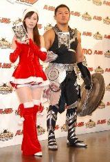 坂田にそっくりのアルゴスファイターと秋山莉奈