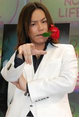 今月4日にDVD『Ciel』の発売記念イベントを行った狩野英孝