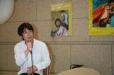 「ブラジル」への思いを語る宮沢和史