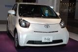 発売1ヶ月で累計受注台数約8000台を達成したトヨタの「iQ」