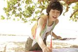 初DVD『上野樹里ao akua』では上野発案の企画も盛りだくさん!