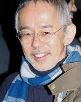 報道陣の質問に答えるスタジオ・ジブリの鈴木敏夫氏