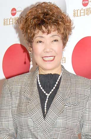 『第59回NHK紅白歌合戦』のリハーサルに臨んだ秋元順子