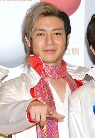 『第59回NHK紅白歌合戦』のリハーサルに臨んだ羞恥心のつるの剛士
