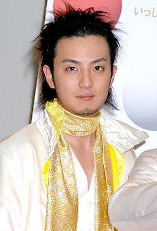 『第59回NHK紅白歌合戦』のリハーサルに臨んだ羞恥心の上地雄輔