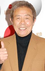 『第59回NHK紅白歌合戦』のリハーサルに臨んだ北島三郎