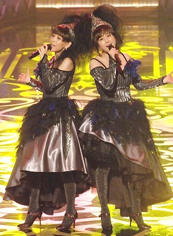 『第50回日本レコード大賞』にゲストとして駆けつけたWink