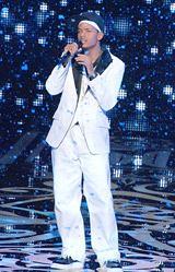 『第50回日本レコード大賞』最優秀新人賞を受賞したジェロ