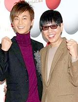 白組の大トリを務めた氷川きよし(左)と紅組のトリを務めた和田アキ子(写真はリハーサル時の模様)