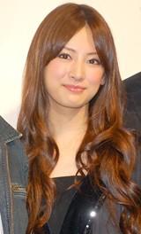 2位の北川景子[08年10月撮影]