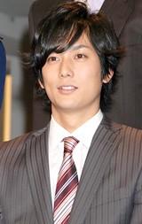 「キイナ -不可能犯罪捜査官- 」制作発表に出席した平岡祐太