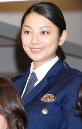 「キイナ -不可能犯罪捜査官- 」制作発表に出席した小池栄子