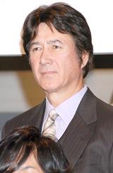 「キイナ -不可能犯罪捜査官- 」制作発表に出席した草刈正雄