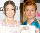 離婚を発表した安達祐実と井戸田潤