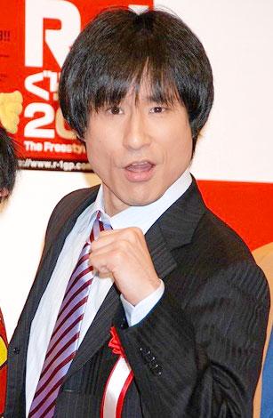 なだぎ武[08年11月撮影]