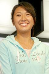 「アディダス パフォーマンスセンター 渋谷」のトークショーに出席した浅尾美和