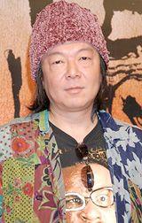 いのうえ歌舞伎・壊<Punk>『蜉蝣峠』の製作発表に出席した古田新太