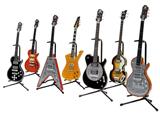 伝説のギターが、インテリアとしても楽しめる1/8フィギュアに!