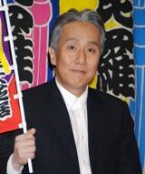 『四国こんぴら歌舞伎大芝居』の製作発表記者会見に出席した中村勘三郎