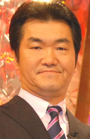 1位に輝いた島田紳助〔08年12月撮影〕