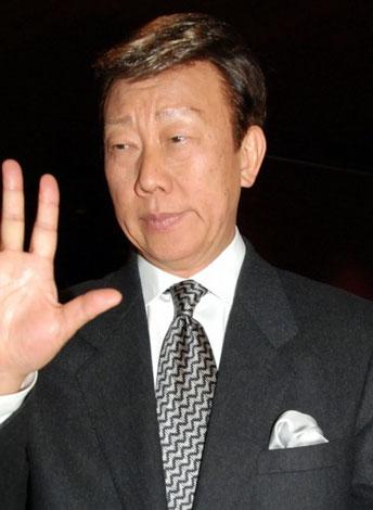 橋幸夫=作曲家・遠藤実さんの『お別れの会』