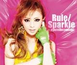 「Rule/Sparkle」ジャケット写真