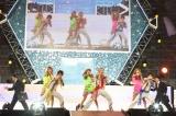 『ヘキサゴンファミリーコンサート2008 WE LIVE■ヘキサゴン』の場面写真 ※■は「ハートマーク」