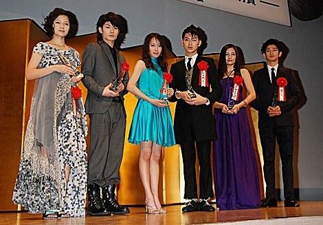 「2009エランドール賞」授賞式