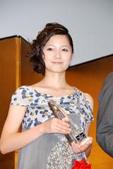 「2009エランドール賞」に出席した宮�アあおい