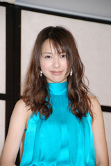 「2009エランドール賞」に出席した戸田恵梨香