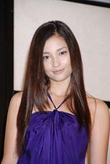「2009エランドール賞」に出席した黒木メイサ