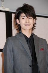 「2009エランドール賞」に出席した三浦春馬